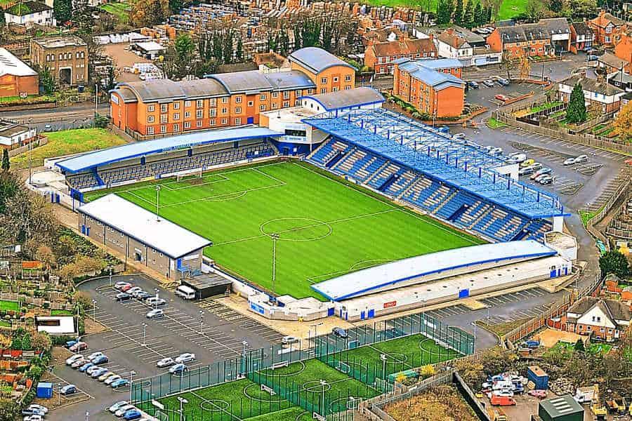 Match details: AFC Telford Uni...