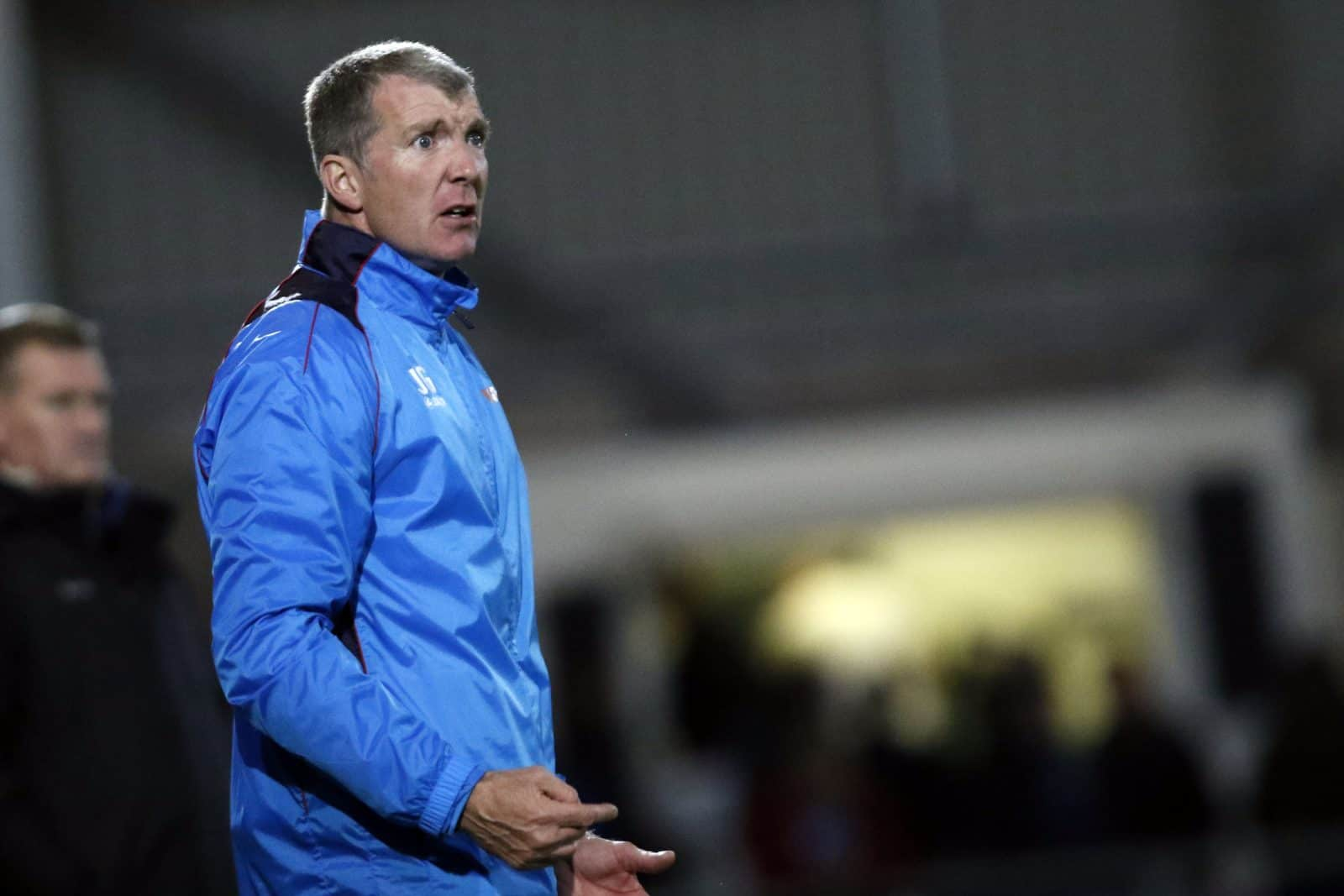 Jim Gannon, Stockport County