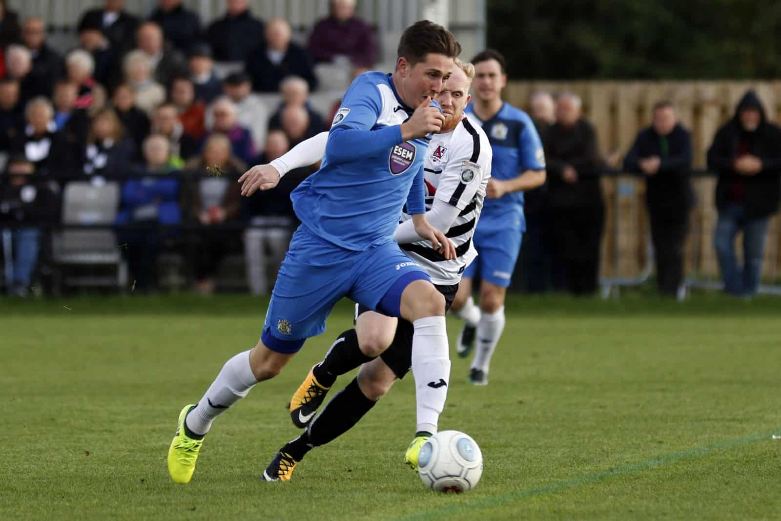 Connor Hampson, Stockport County
