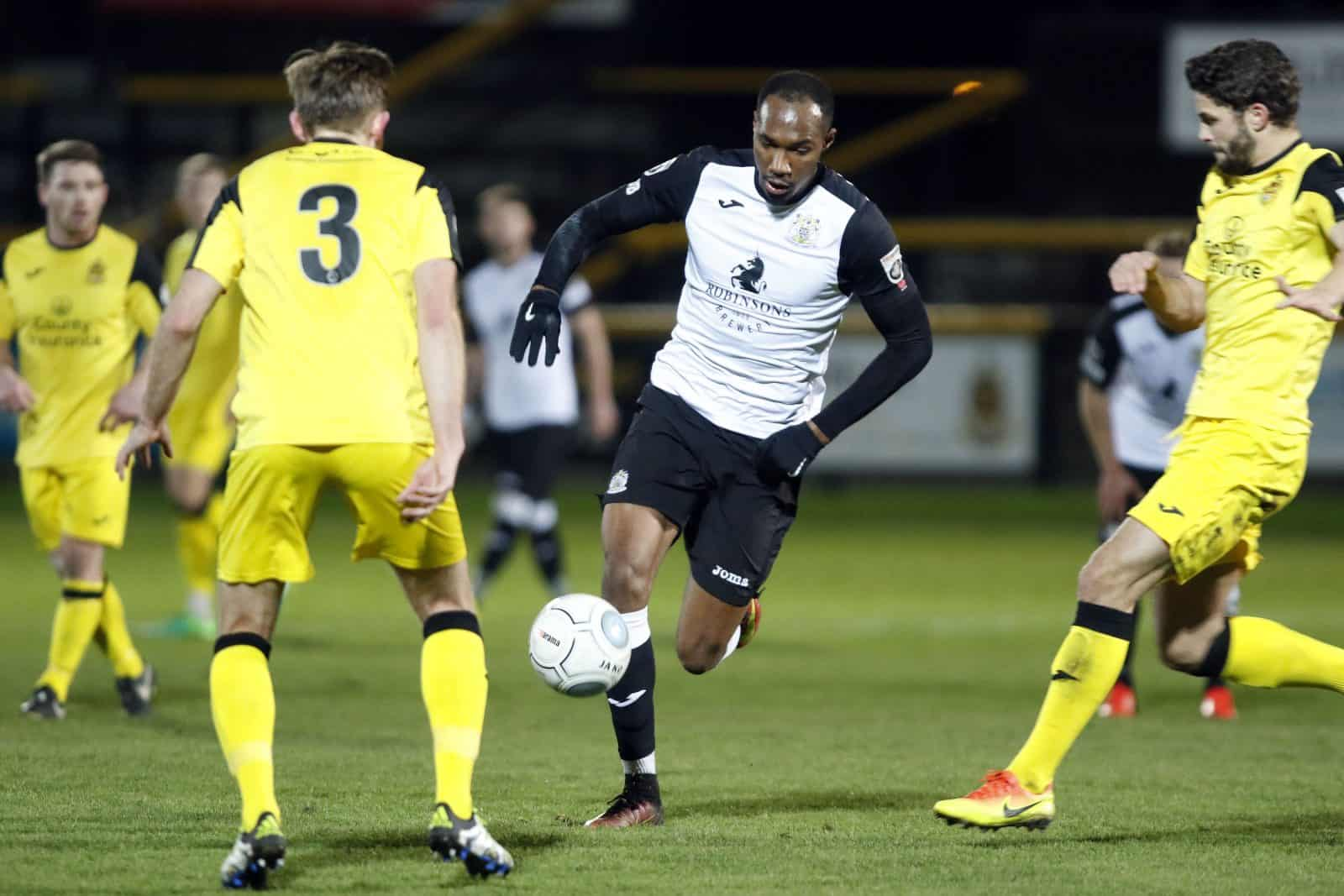 Bohan Dixon, Southport FC 0-3 Stockport County, 29.11.17