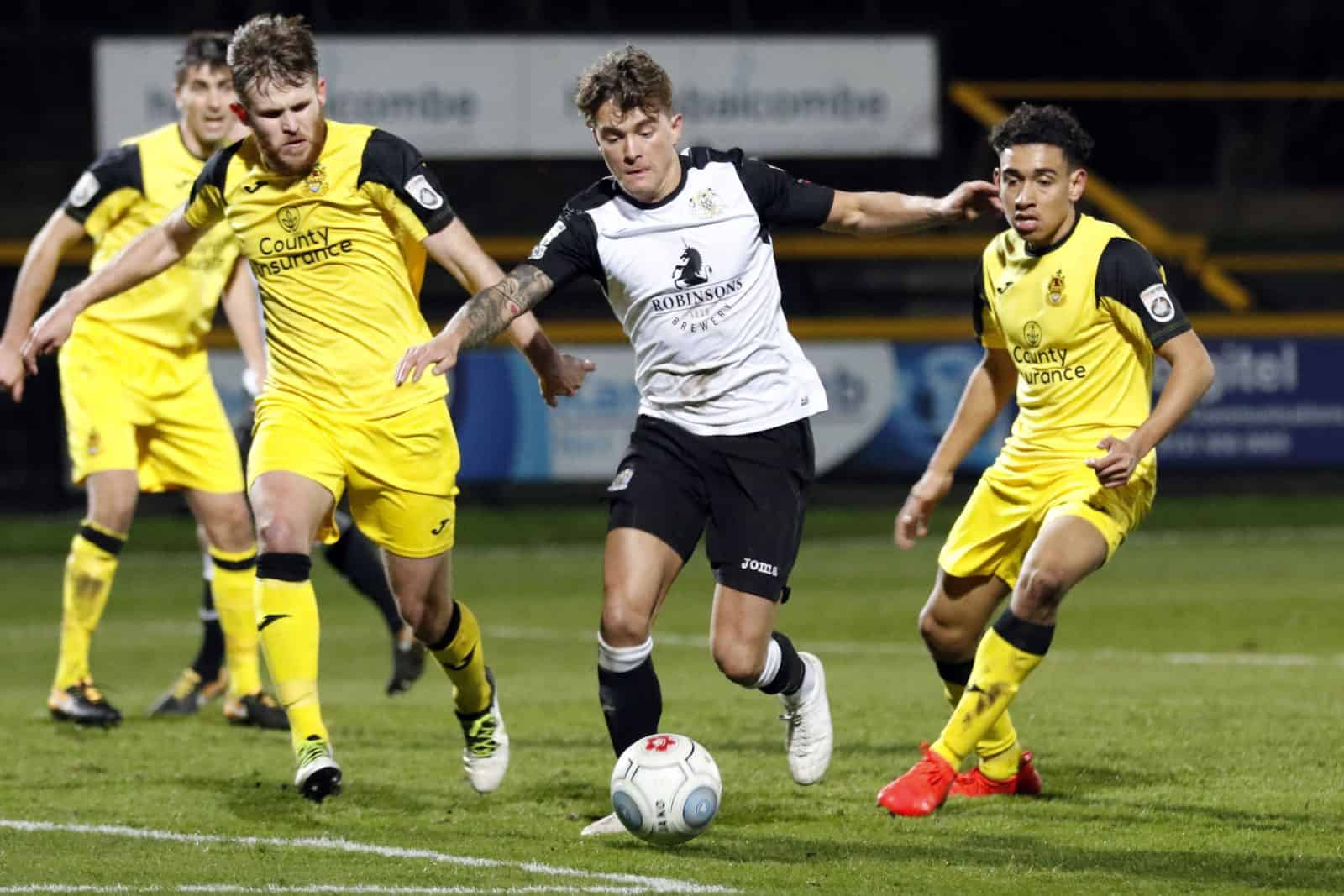 Ben McKenna, Southport FC 0-3 Stockport County, 29.11.17