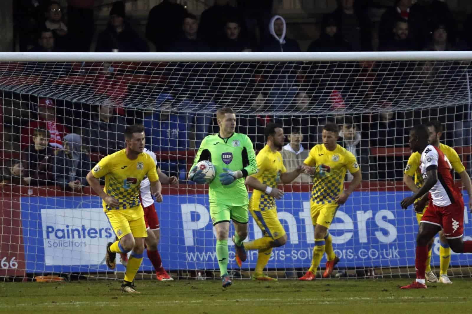 Ian Ormson, Stockport County FC