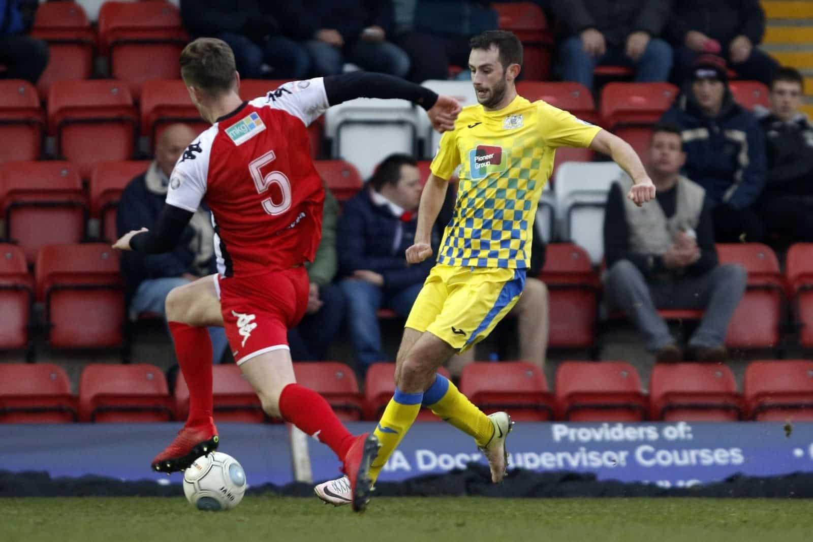 Adam Thomas, Stockport County FC