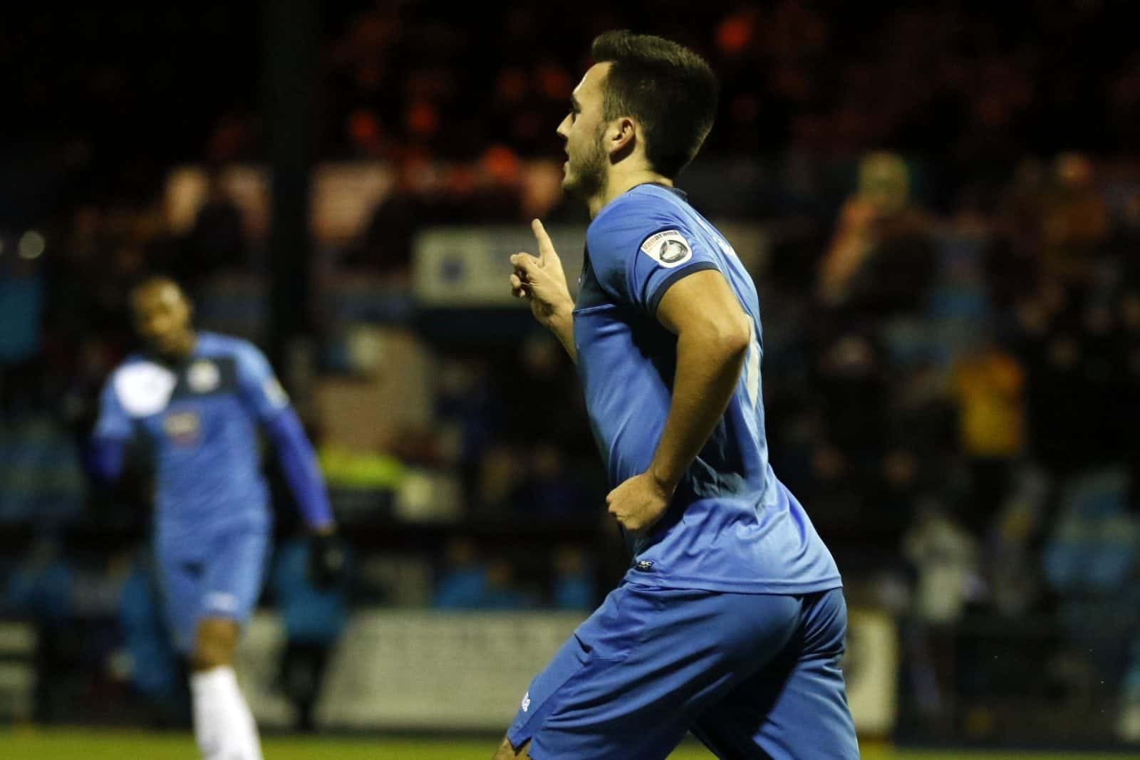 Rhys Turner, Stockport County