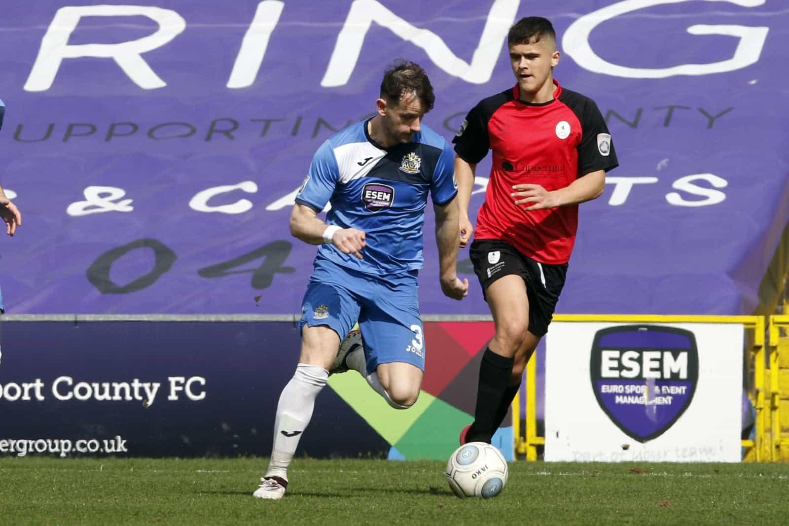 Steve O'Halloran, Stockport County 1-0 Telford, 14.4.18