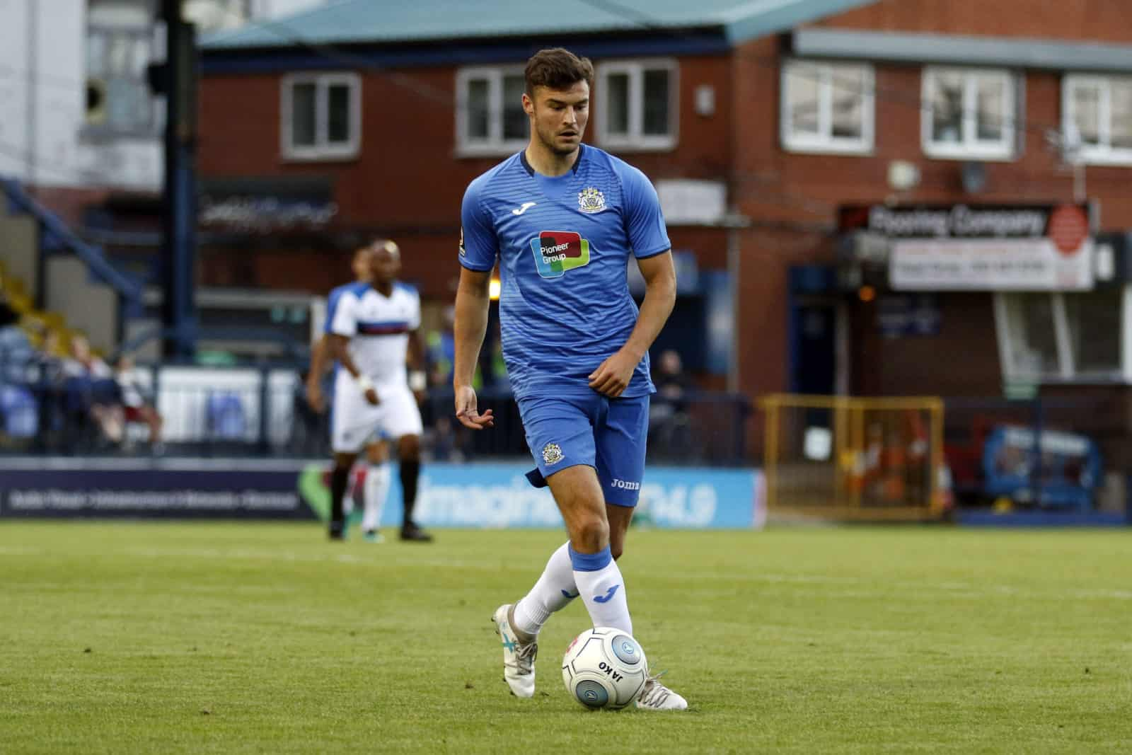 Jake Kirby, Stockport County