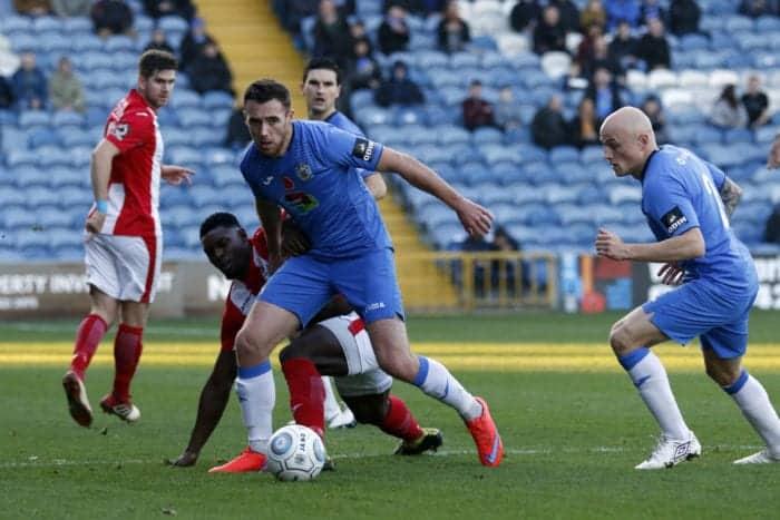 Jordan Keane, County 1-1 Brackley, 17.11.18