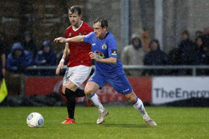 Sam Walker, FC United 1-2 Stockport County, 26.1.19